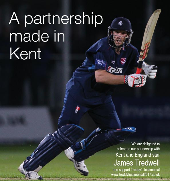 sponsor of James Tredwell
